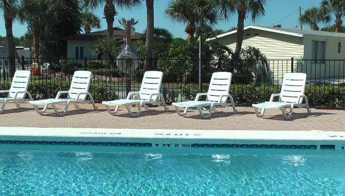 pool, rv mobile home park, campground, rv parking